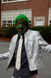 old gregg at school